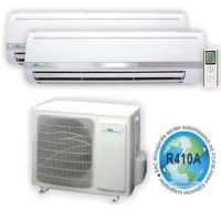 SAC 3500 DUAL Split-Klimaanlage