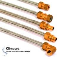 Klemm-Ring-Verschraubung 22mm x 22mm
