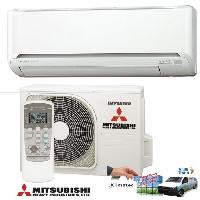 Mitsubishi  Mono Wandgeräte Set 7.1 KW
